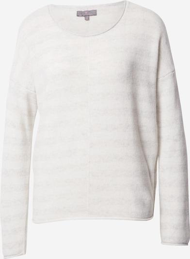 LIEBLINGSSTÜCK Pulover 'Havin' u srebrno siva / bijela, Pregled proizvoda