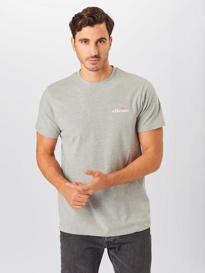 ELLESSE Functioneel shirt 'Selvettet' in de kleur Grijs gemêleerd: Vooraanzicht