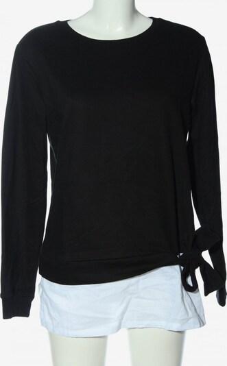 Rainbow Sweatshirt in S in schwarz / weiß, Produktansicht