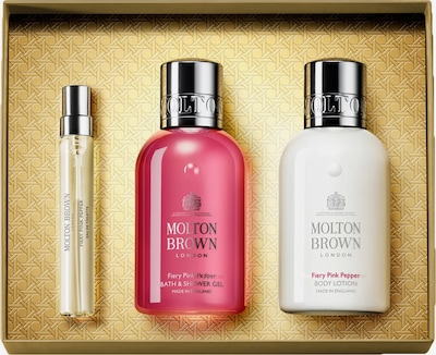 Molton Brown Set in Yellow / Pink / White, Item view