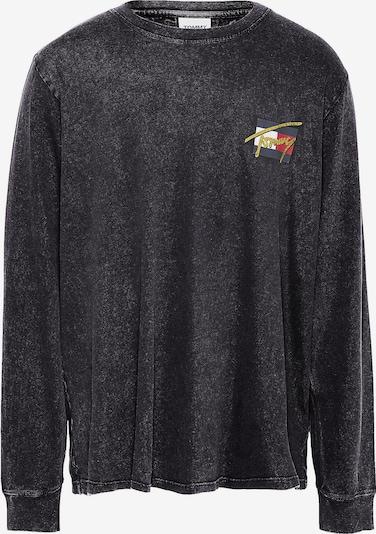 Tommy Jeans Plus Shirt in de kleur Geel / Rood / Zwart / Wit, Productweergave