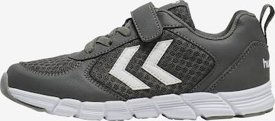 Hummel Sneakers in de kleur Antraciet / Wit, Productweergave