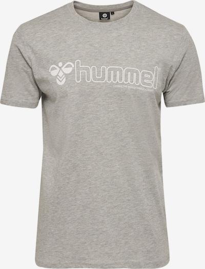 Hummel T-shirt S/S in grau, Produktansicht