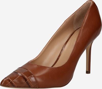 Lauren Ralph Lauren Čevlji s peto | konjak barva, Prikaz izdelka