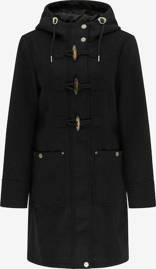 DreiMaster Klassik Wintermantel in schwarz, Produktansicht