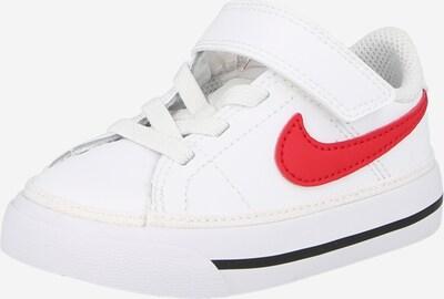 Nike Sportswear Sneaker 'Court Legacy' in rot / weiß, Produktansicht