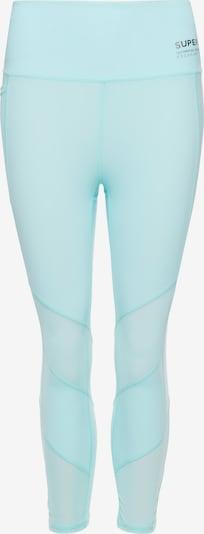 Superdry Sportbroek in de kleur Lichtblauw, Productweergave