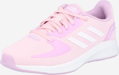 ADIDAS PERFORMANCE Schuh 'Runfalcon 2.0' in altrosa / weiß, Produktansicht