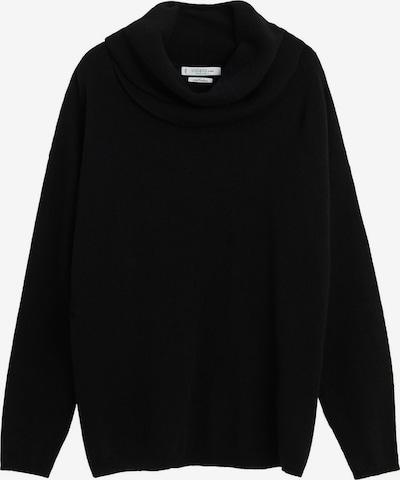 VIOLETA by Mango Sweter w kolorze czarnym, Podgląd produktu