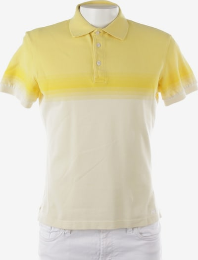 ARMANI T-Shirt in S in gelb, Produktansicht