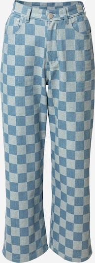 Vintage Supply Jeans in blau / blue denim, Produktansicht
