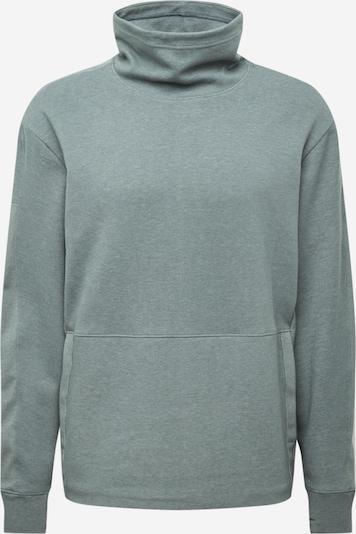NIKE Sportsweatshirt in rauchgrau, Produktansicht