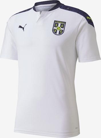 PUMA Jersey 'Serbien' in White