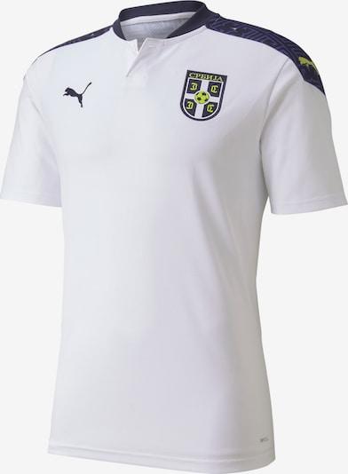 PUMA Trikot 'Serbien' in schwarz / weiß, Produktansicht