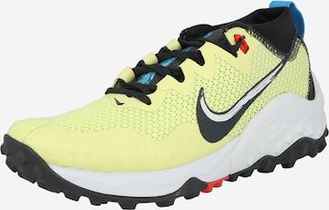 NIKE Running Shoes 'Wildhorse 7' in Yellow