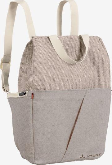 VAUDE Rucksack in beige / hellgrau, Produktansicht