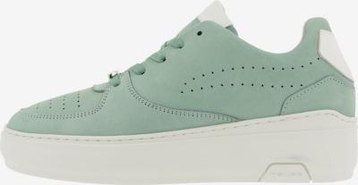 Rehab Sneaker ' Thora II Nub' in jade / weiß, Produktansicht