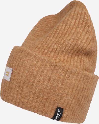 Megzta kepurė iš 10Days , spalva - karamelės, Prekių apžvalga