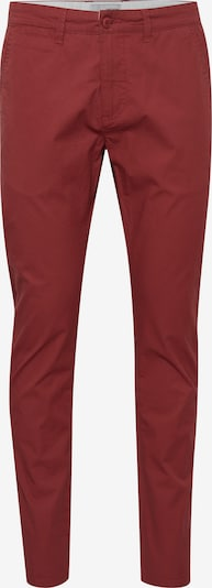 !Solid Chinohose 'KILIAN' in rot, Produktansicht