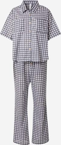 Cotton On Body Pyjama in Schwarz