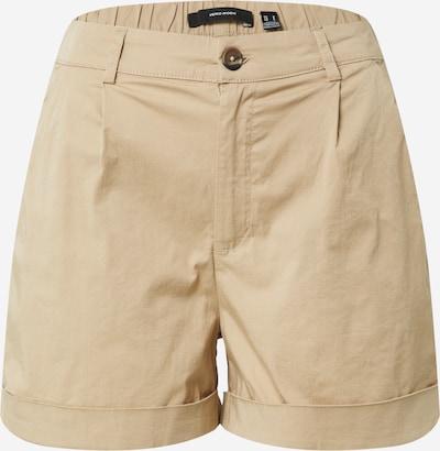 VERO MODA Pantalon à pince 'DEBORAH' en beige clair, Vue avec produit