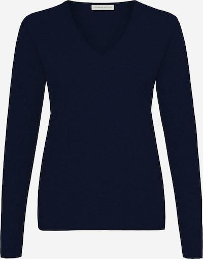 Cashmere Stories Pullover in dunkelblau, Produktansicht