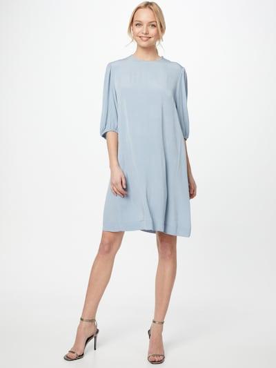 Samsoe Samsoe Kleid 'Aram' in hellblau, Modelansicht