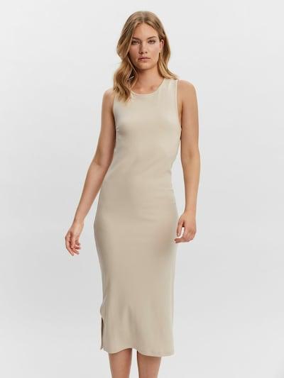 VERO MODA Robe en nude: Vue de face