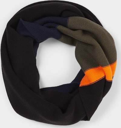 s.Oliver Loopschal in schwarz, Produktansicht