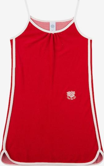 SANETTA Nachthemd in rot: Frontalansicht