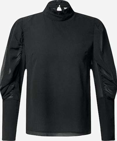 Louche Bluse 'Edwina' in schwarz, Produktansicht