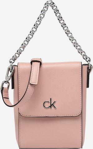 Calvin Klein Umhängetasche in Pink