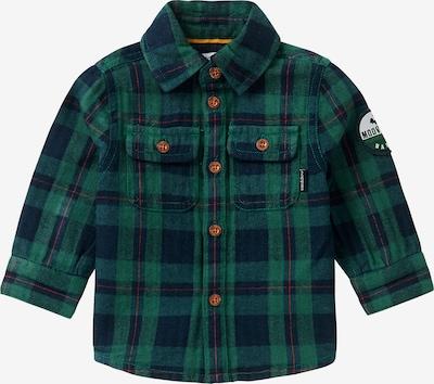 Noppies Hemd 'Klipplaat' in navy / grün, Produktansicht