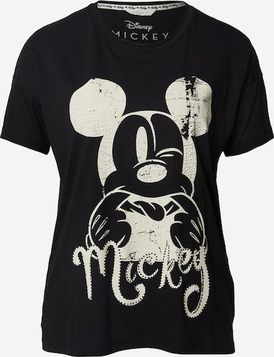 Frogbox Shirt in de kleur Beige / Zwart, Productweergave