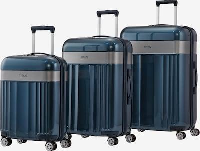 TITAN Kofferset in de kleur Violetblauw, Productweergave
