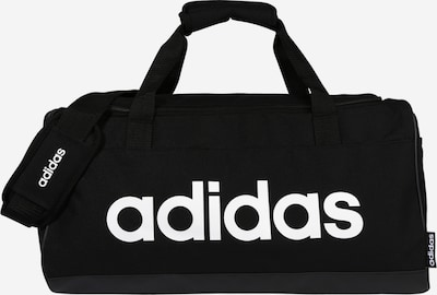 Geantă sport ADIDAS PERFORMANCE pe negru / alb, Vizualizare produs