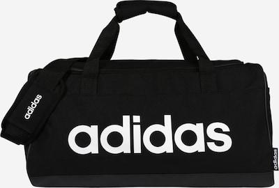 ADIDAS PERFORMANCE Sporta soma pieejami melns / balts, Preces skats
