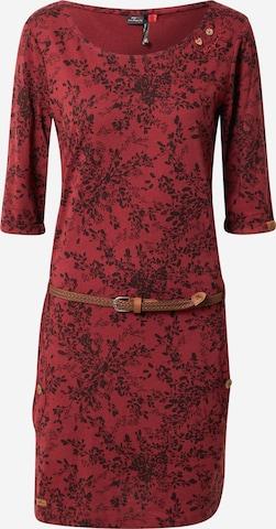 Ragwear Dress 'TANYA' in Red