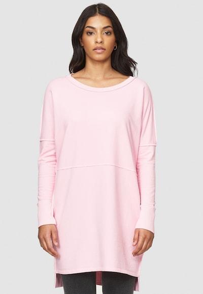 Cotton Candy Sweatkleid 'PARISSA' in pink, Modelansicht