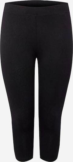 Only Play Curvy Sporthose 'MINNO' in schwarz / weiß, Produktansicht