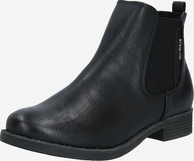 TOM TAILOR Chelsea Boots en noir, Vue avec produit