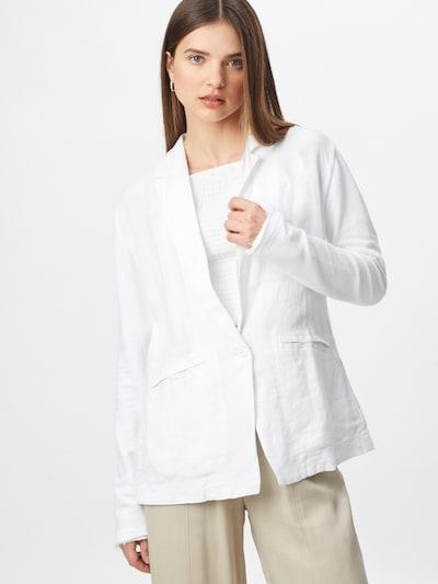 10Days Blazer in weiß, Modelansicht