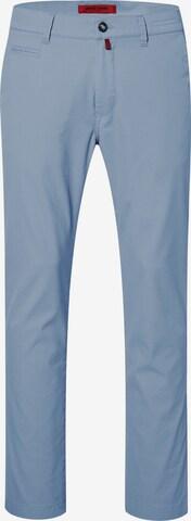 Pantalon chino PIERRE CARDIN en bleu
