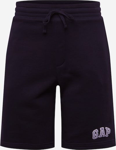 GAP Nohavice - svetlofialová / čierna / biela, Produkt