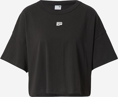 PUMA Performance Shirt 'PUMAxABOUT YOU' in Black, Item view