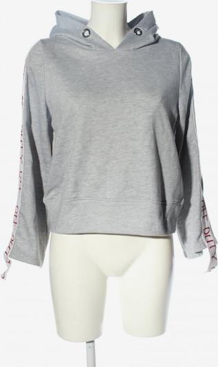 SassyClassy Kapuzensweatshirt in S in hellgrau, Produktansicht