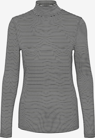 VERO MODA Shirt 'Carla' in Black / White, Item view