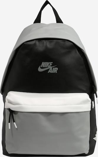 Jordan Rucksack 'JAN AJ1' in grau / schwarz / weiß, Produktansicht