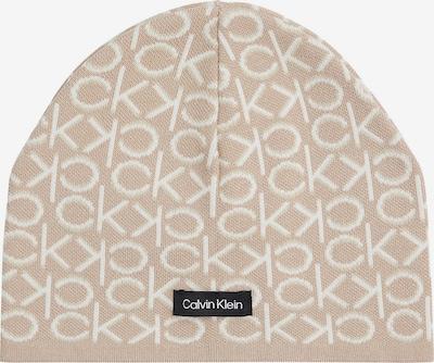 Calvin Klein Mütze in rosa / puder, Produktansicht