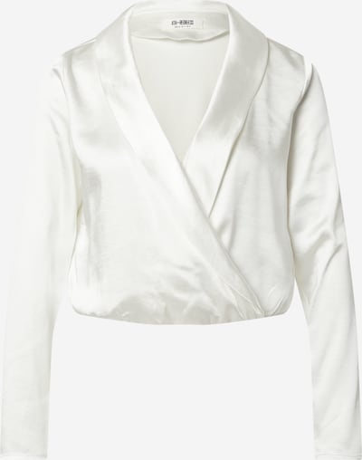 4th & Reckless Blouse 'COLLINS' in de kleur Natuurwit, Productweergave